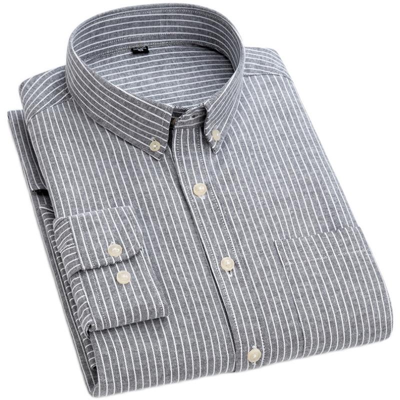 男士长袖2021春季新款帅气白衬衫质量好不好