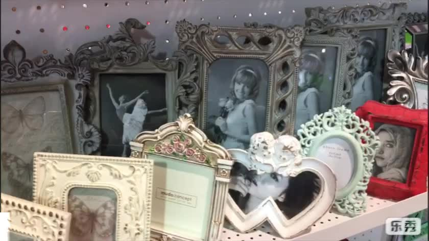Wholesale resin pictures photo frame for home decoration