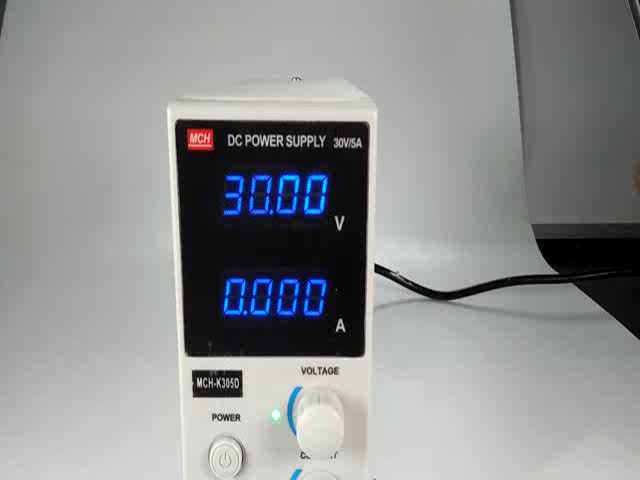 stable power supply 30V 2A continue adjustable