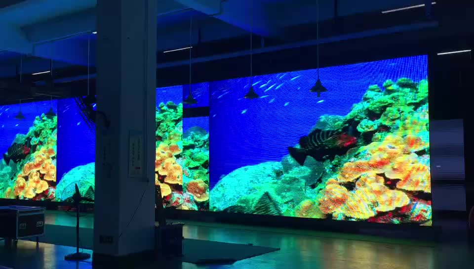 HD outdoor jumbo advertising full color p10 led display video LED screen