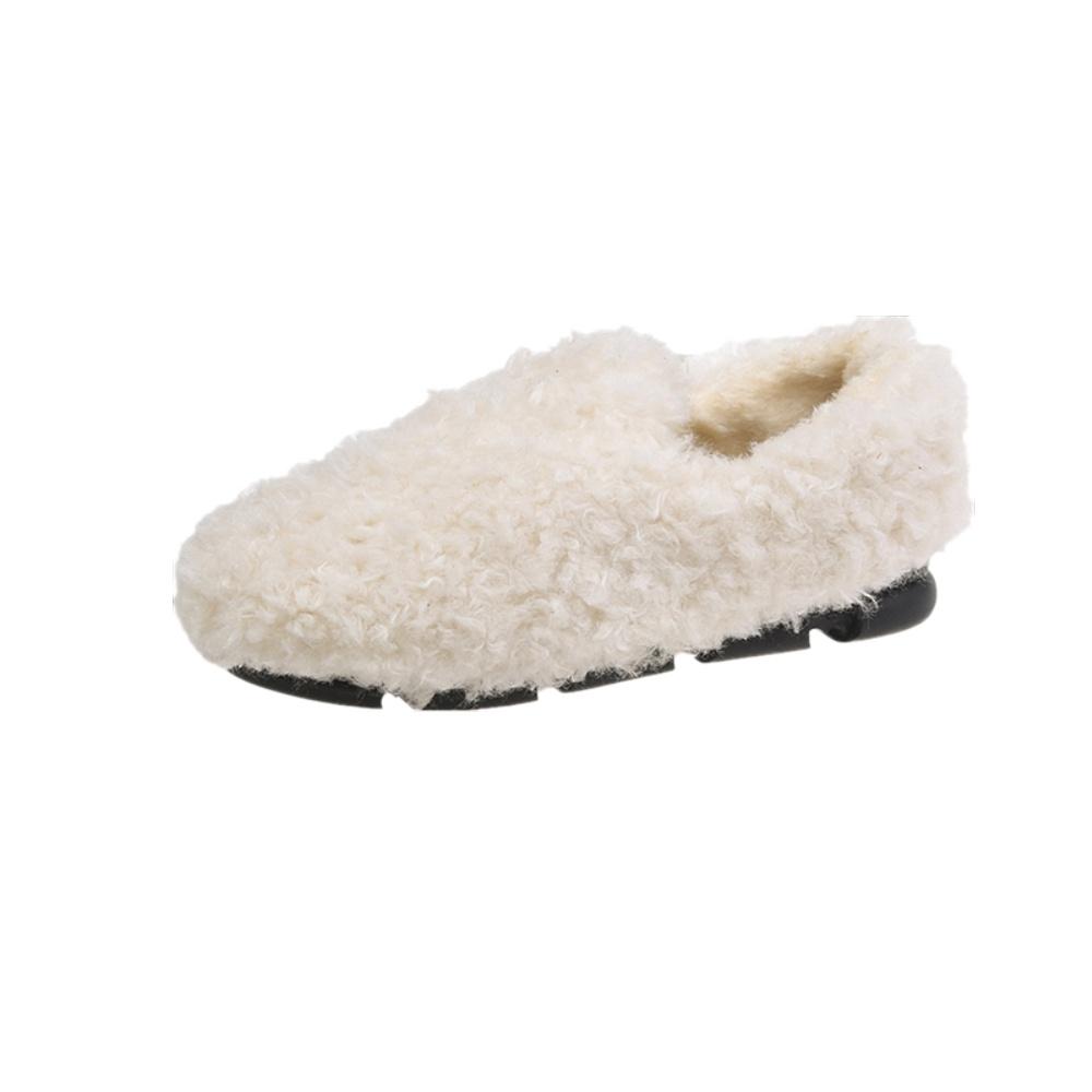 2020冬天豆豆鞋韩版加绒外穿潮鞋怎么样