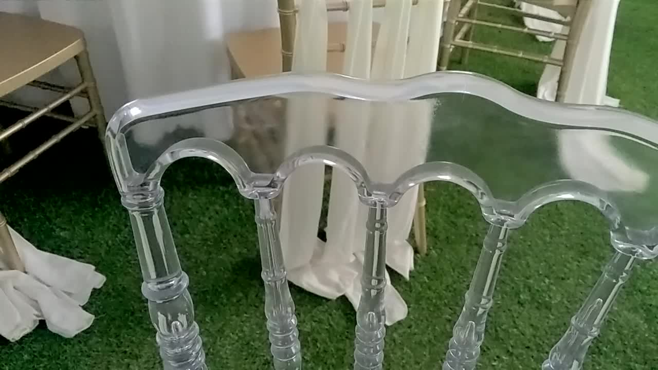 resin napoleon chair for event use from china factory for sale