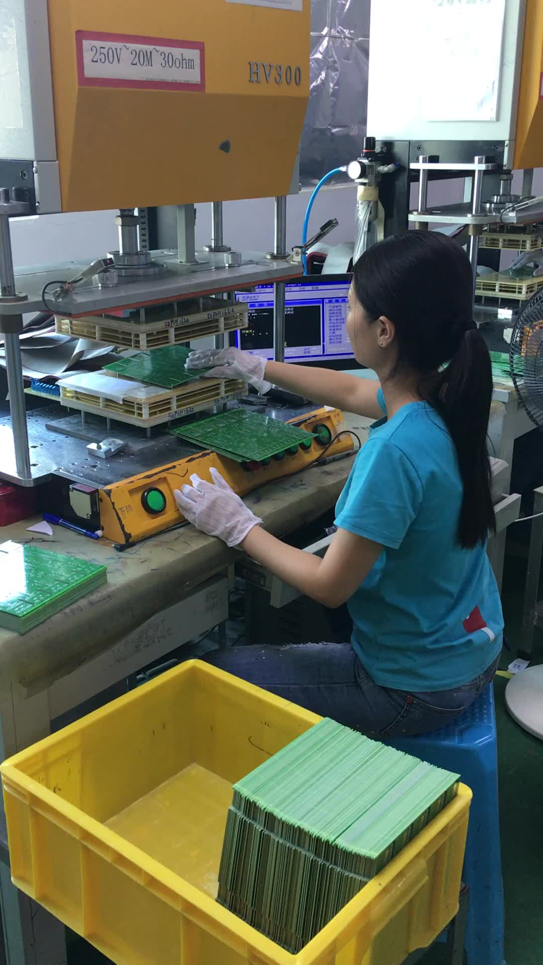 Assembly Of Single And Double Sided Thruhole Printed Circuit Boards