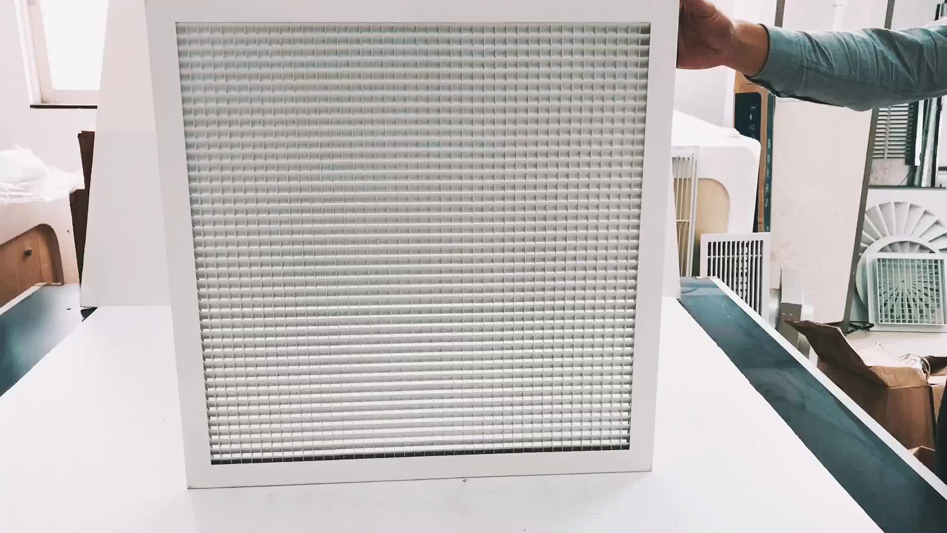 Used Restaurant Booths For Sale >> Eggcrate Air Conditioner Linear Return Grille - Buy ...
