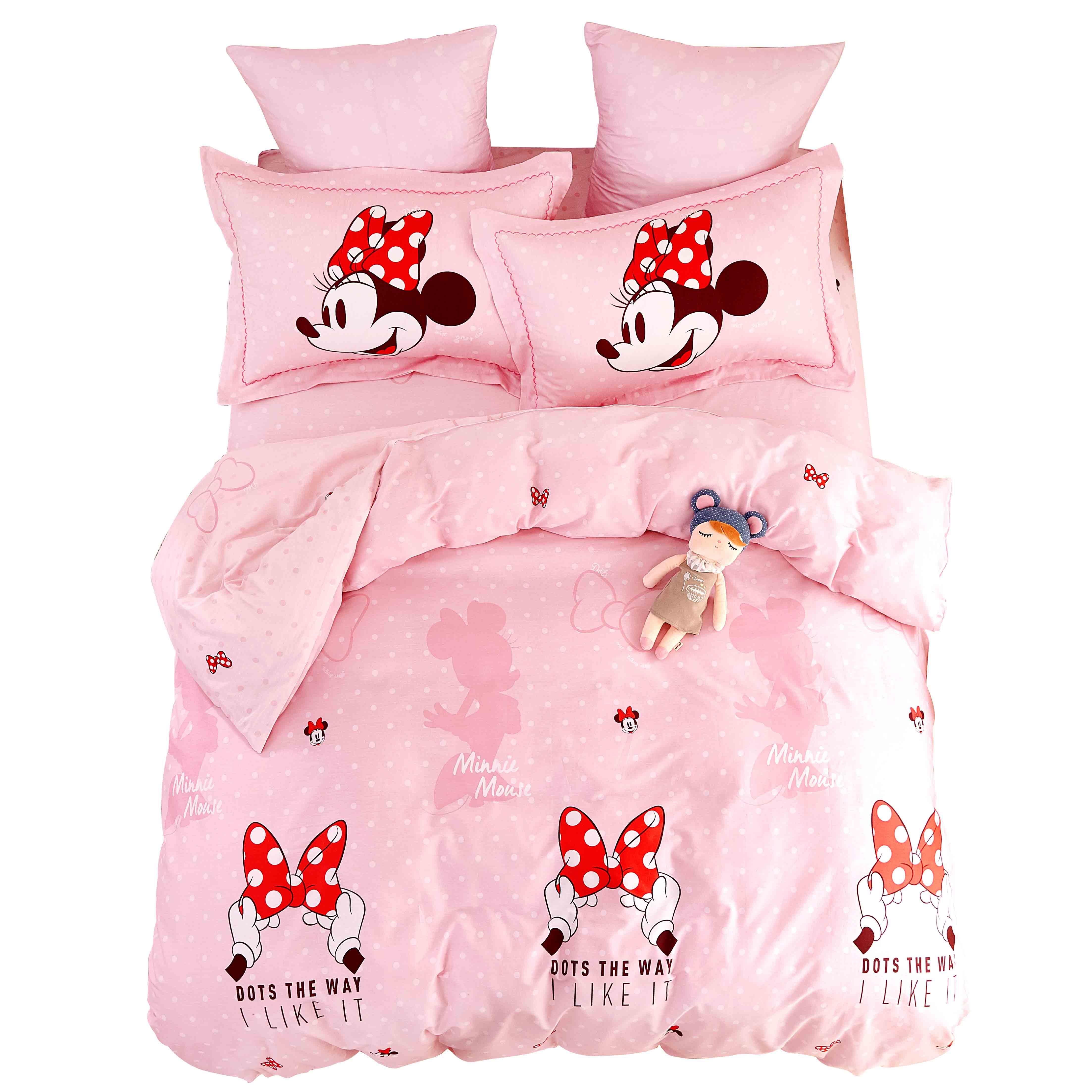 新疆棉儿童床上用品三件套纯棉床单好用吗