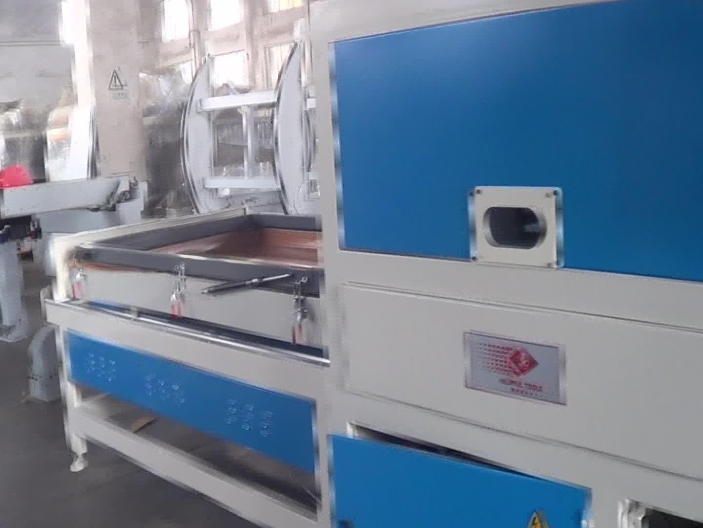 Helpful Brand Shandong Weihai Pvc door vacuum press machine HG2300A-1Z , pvc vacuum press machine, vacuum press machine