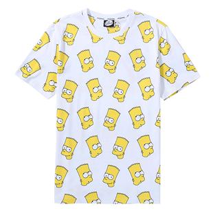 辛普森一家短袖男女同款2019 t恤
