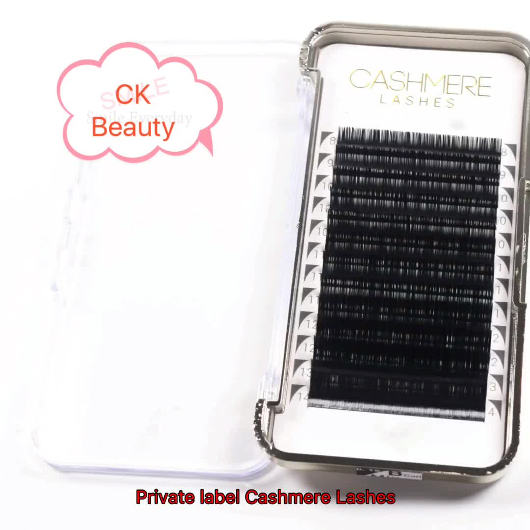 0.12 ellispe flat eyelash extensions wholesale