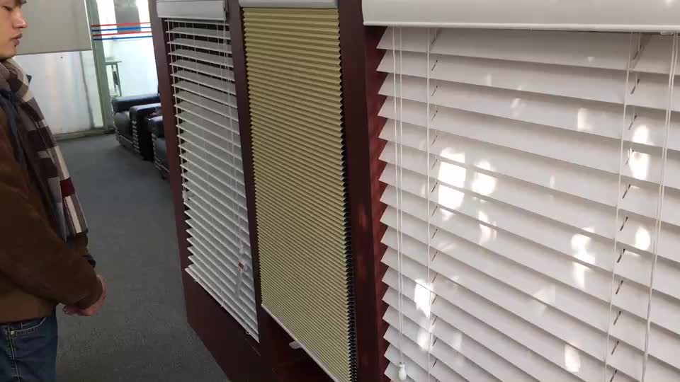 Factory Direct Supply Dark Blue Full Blackout Honeycomb Blinds