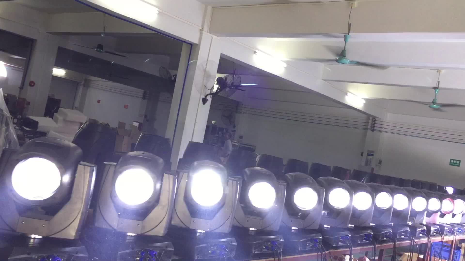 Professional Stage Lighting Super Sharpy Beam 350w 330w 17r 15r Moving Head Light