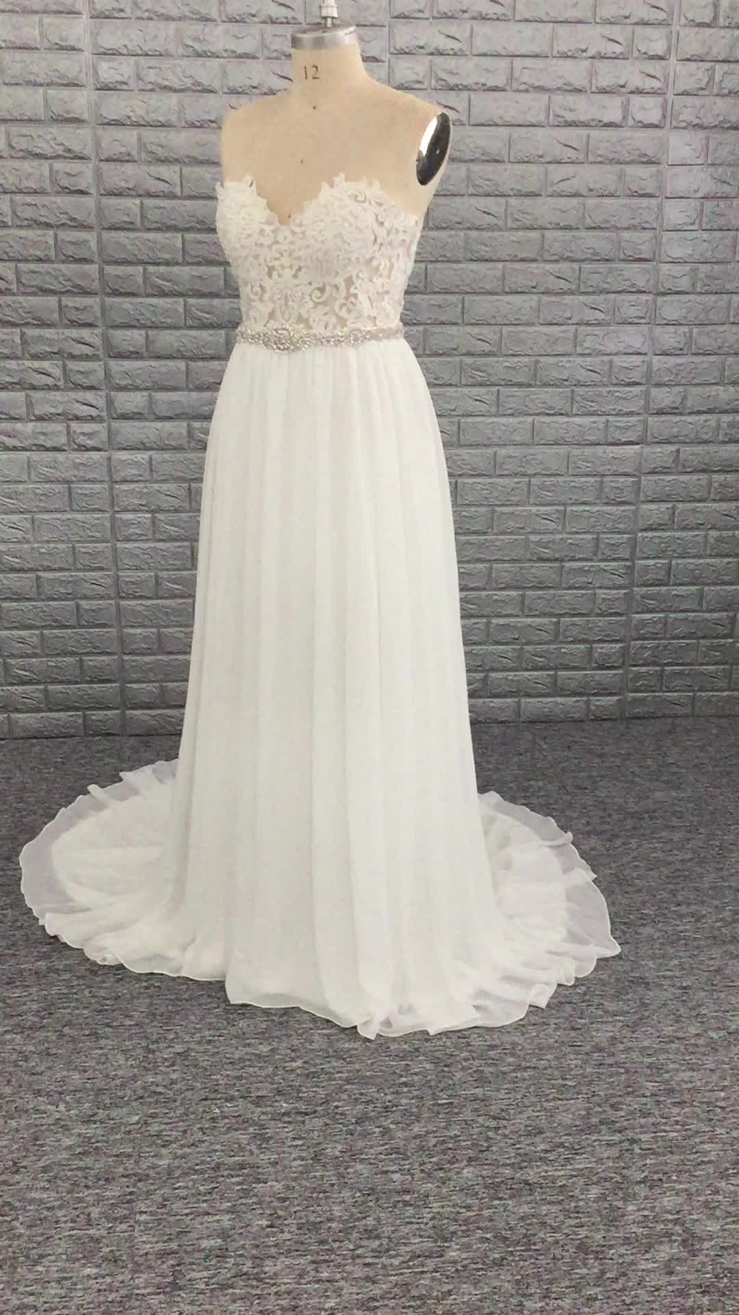 Beach Casual Wedding Dress Bridal Gown Ladies Pictures Of Latest ...