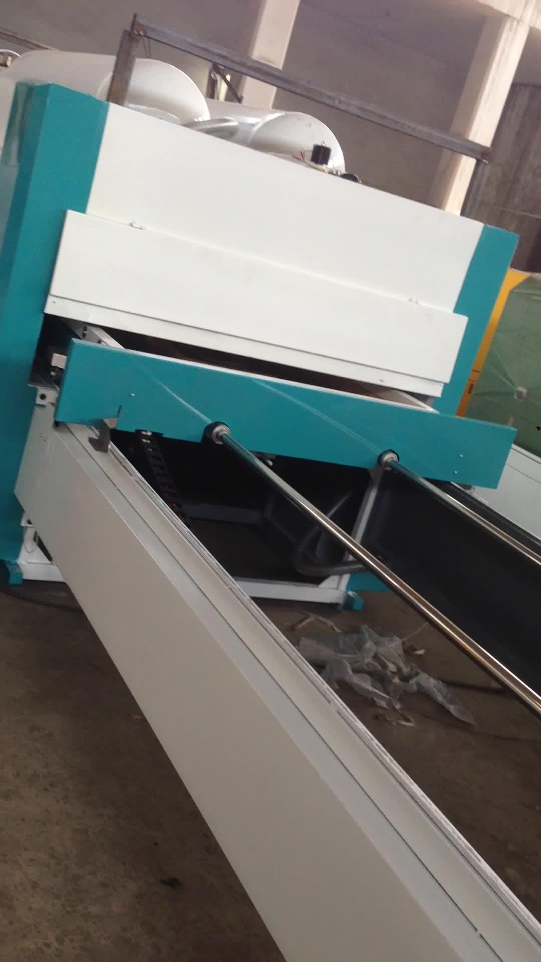 automatic work table 11.6'' PLC TM2480P vacuum press machine
