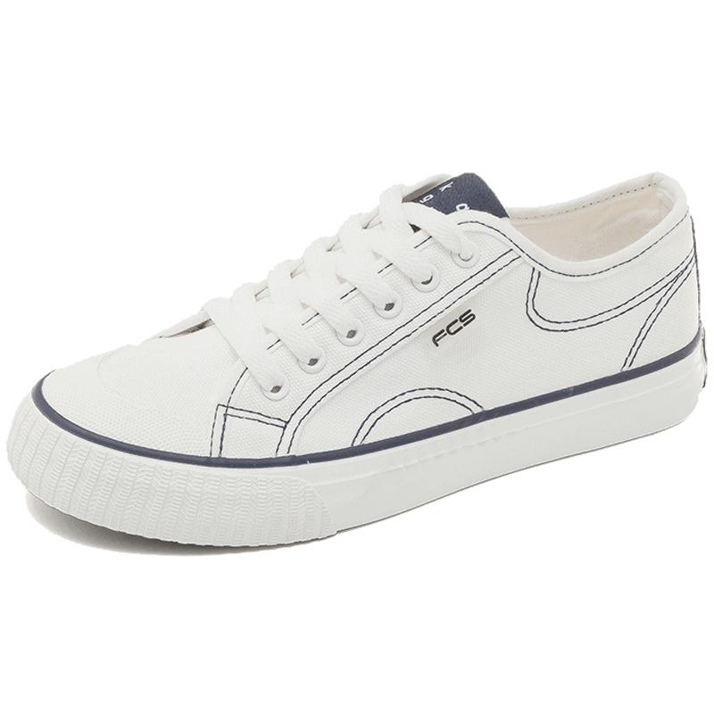 【雅鹿旗舰店】学生必备新款百搭帆布鞋