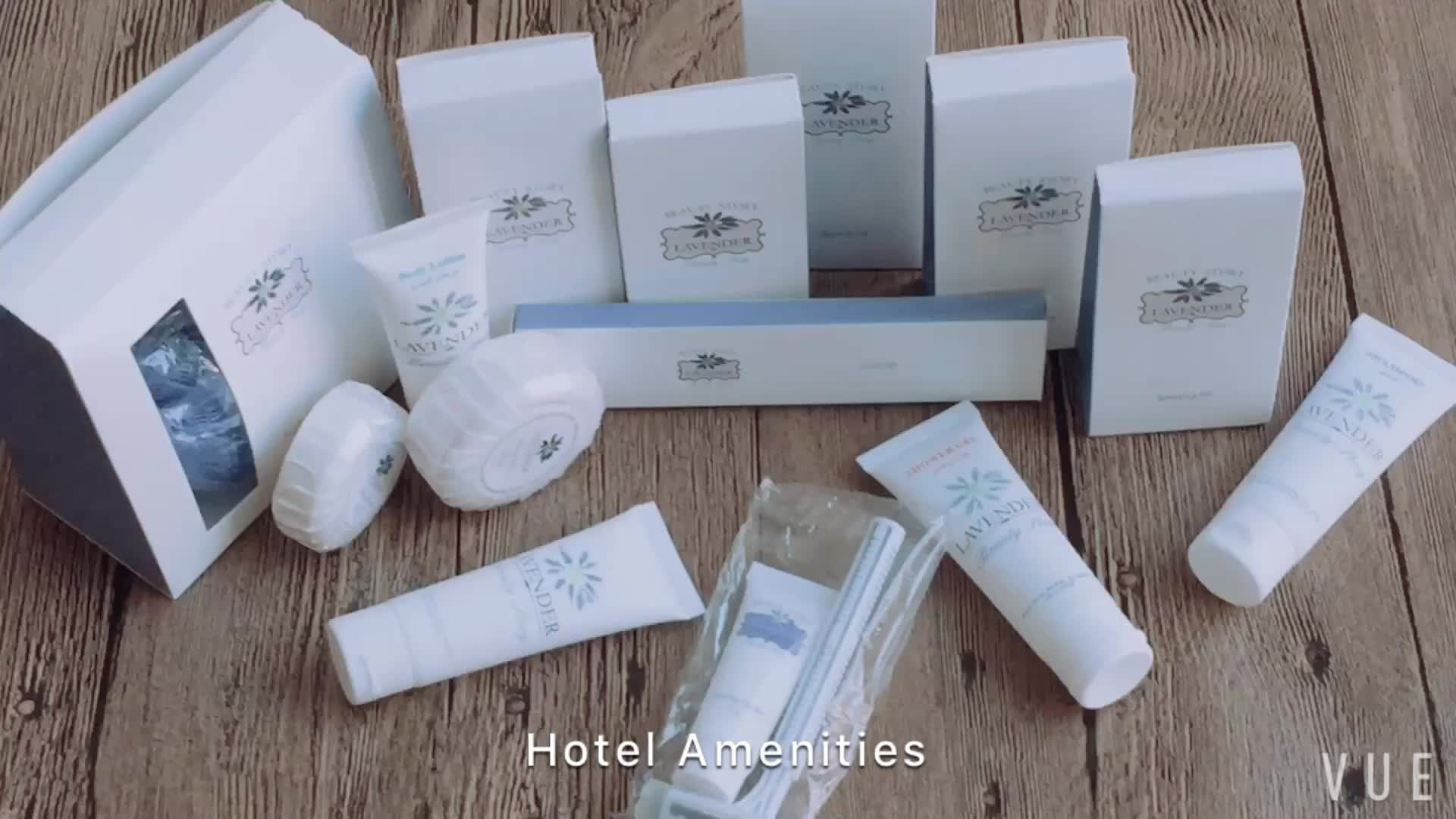 Wholesale Cosmetic Amenities Set For Hotel