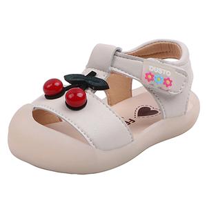 2020新款夏季女宝宝1一2-3岁凉鞋