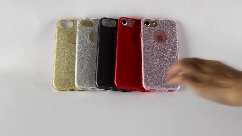 for samsung galaxy a80 phone case glitter bling 3 in 1 slim cover case for samsung galaxy a80