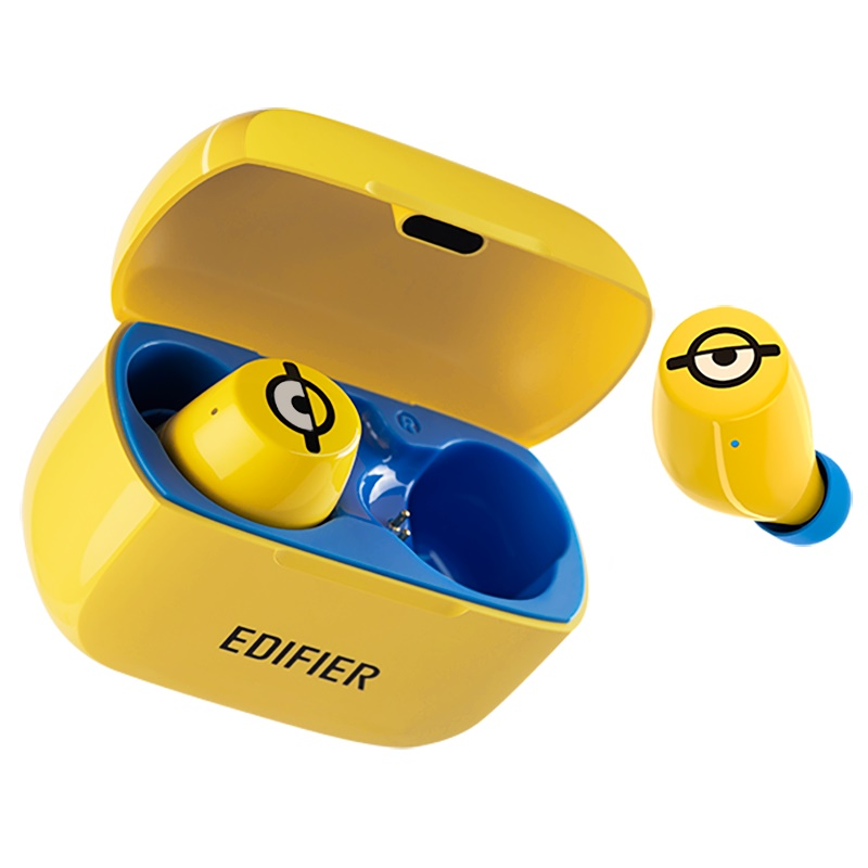edifier /漫步者w3小黄人双耳耳机质量如何