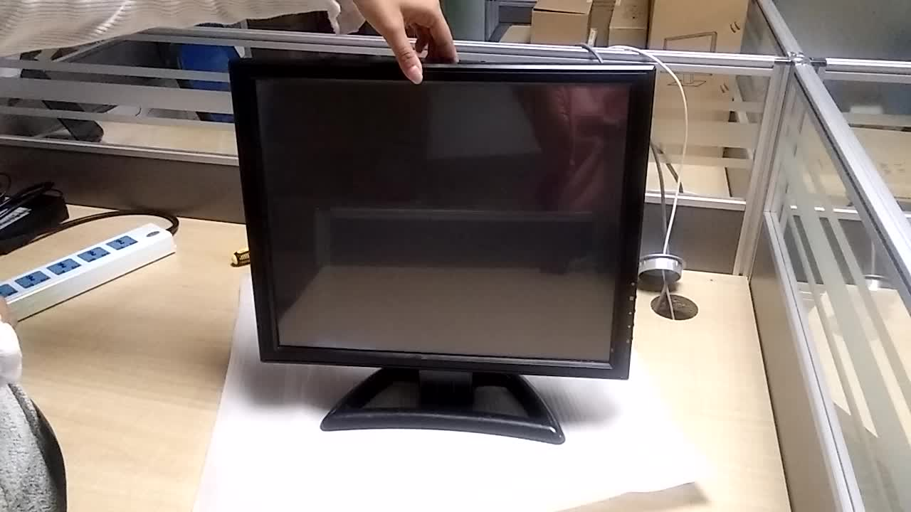 10121517 Inch Lcd Monitor Smart Led Tv With Touch