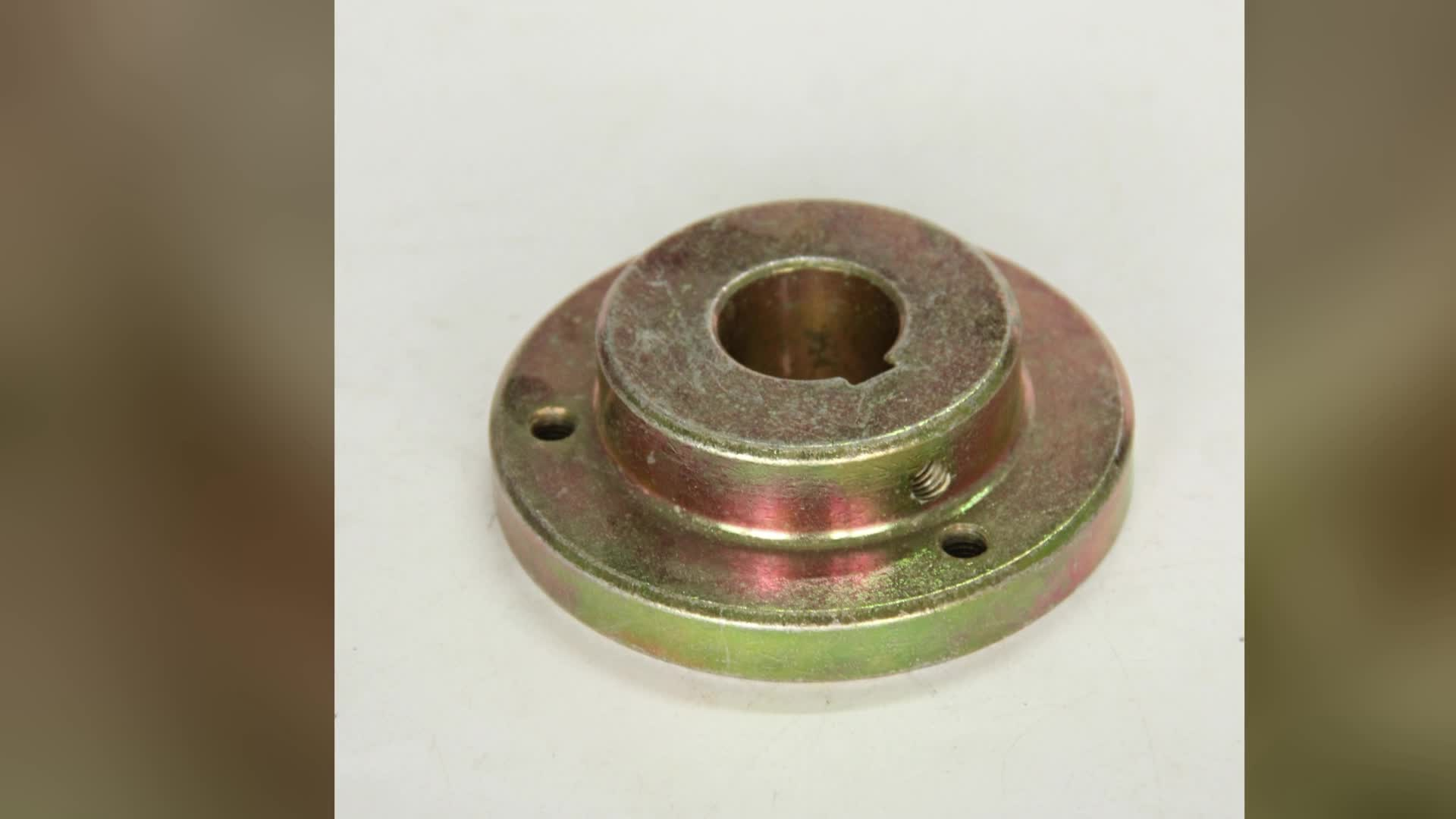 Aluminum/steel cnc turning/milling/drilling/broching machined service parts