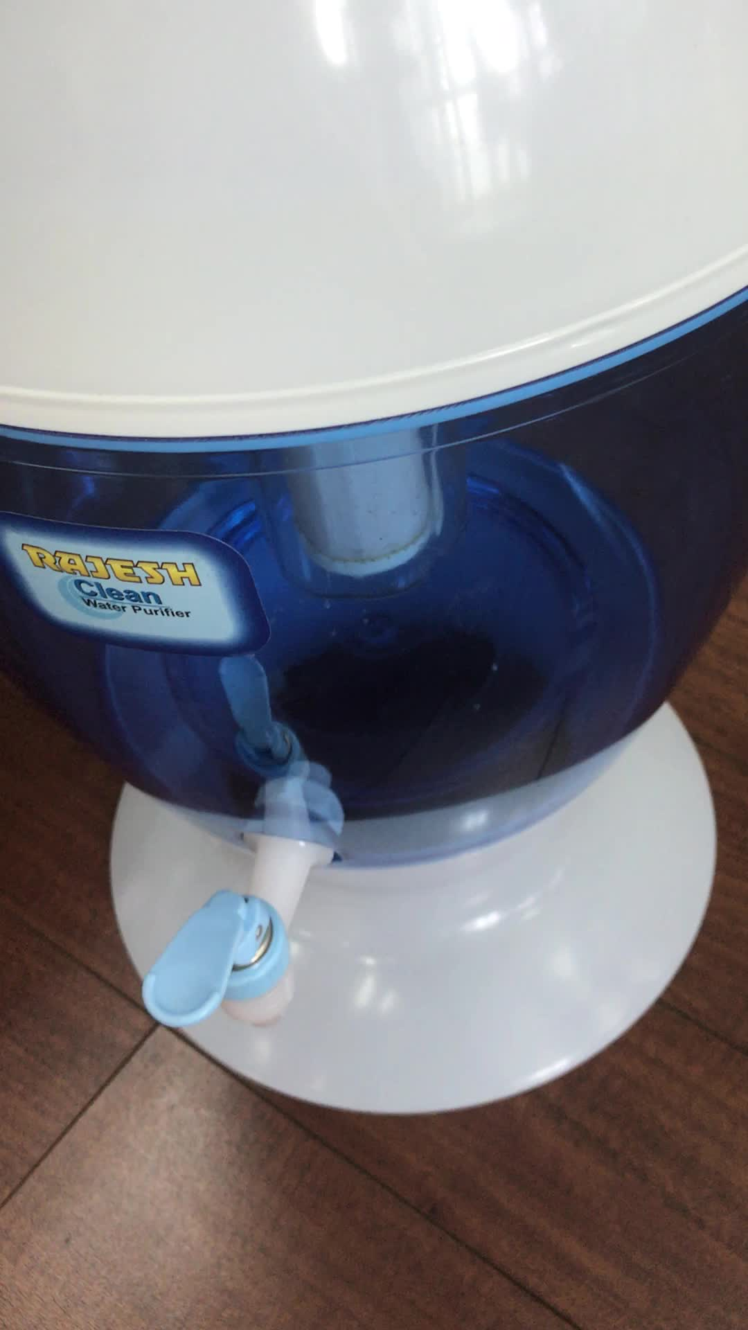 Mineral Water Filtration System Ceramic Water Filter