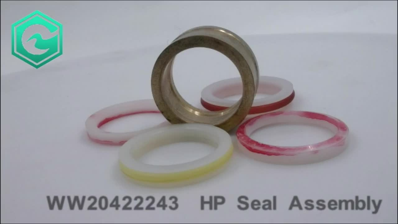 High quality waterjet intensifier pump parts seal 20422243 for CNC water jet cutter