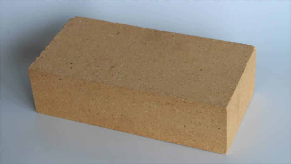 cheap 230*114*65mm steel ladle refractory fire clay bricks for glass furnace