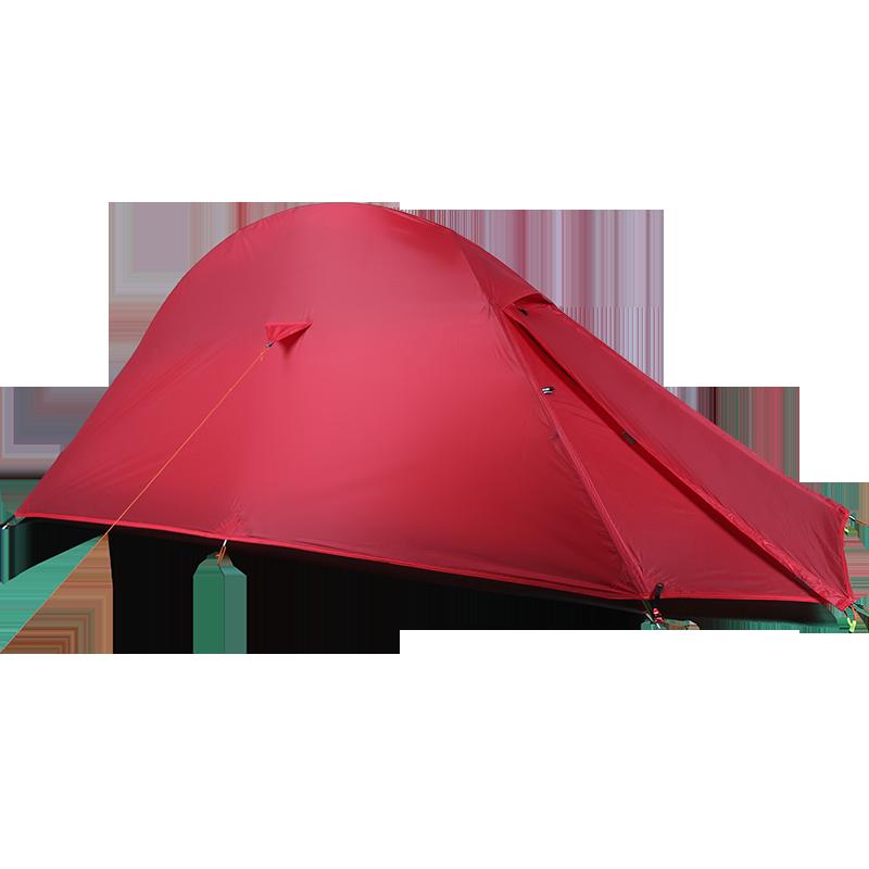 喜马拉雅登山露营帐篷户外野营防雨加厚超轻单人帐篷户外1人 山驿