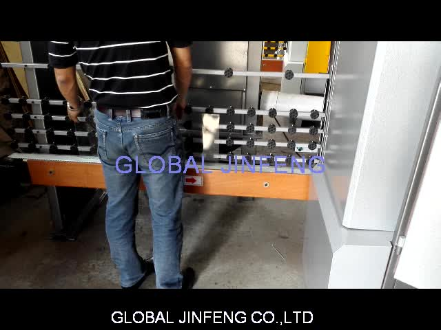JFP-2500 Hot Sale automatic glass sandblasting machine