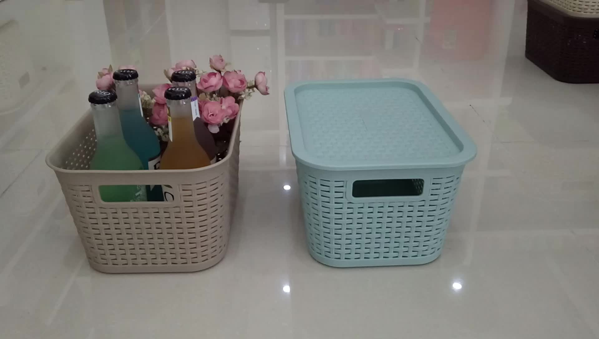 Best selling cheap eco-friendly pp toy storage box