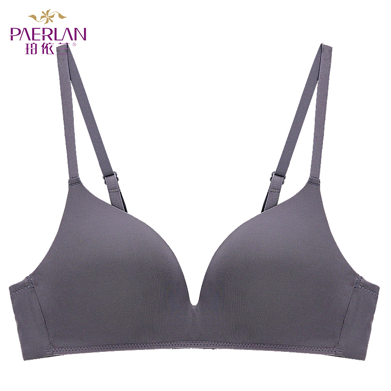 f4edf137b2 Percy summer without steel rims gather sexy thin bra cover smooth no trace  of female sleep underwear
