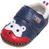 新品1-2岁软底新生儿真皮宝宝棉鞋质量好不好
