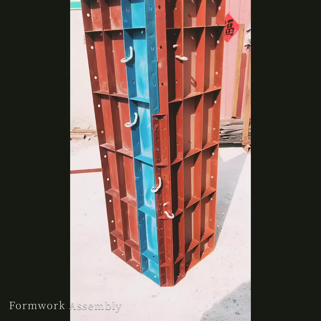 Tianjin Manufacturer TSX-102612 System Steel Formwork Picture
