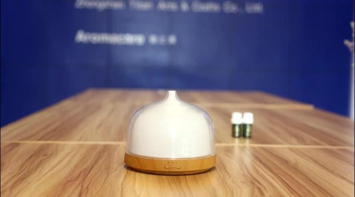 Tragbare Luftbefeuchter Dekorative Oi Difusores Aromaterapia Aroma Diffusor
