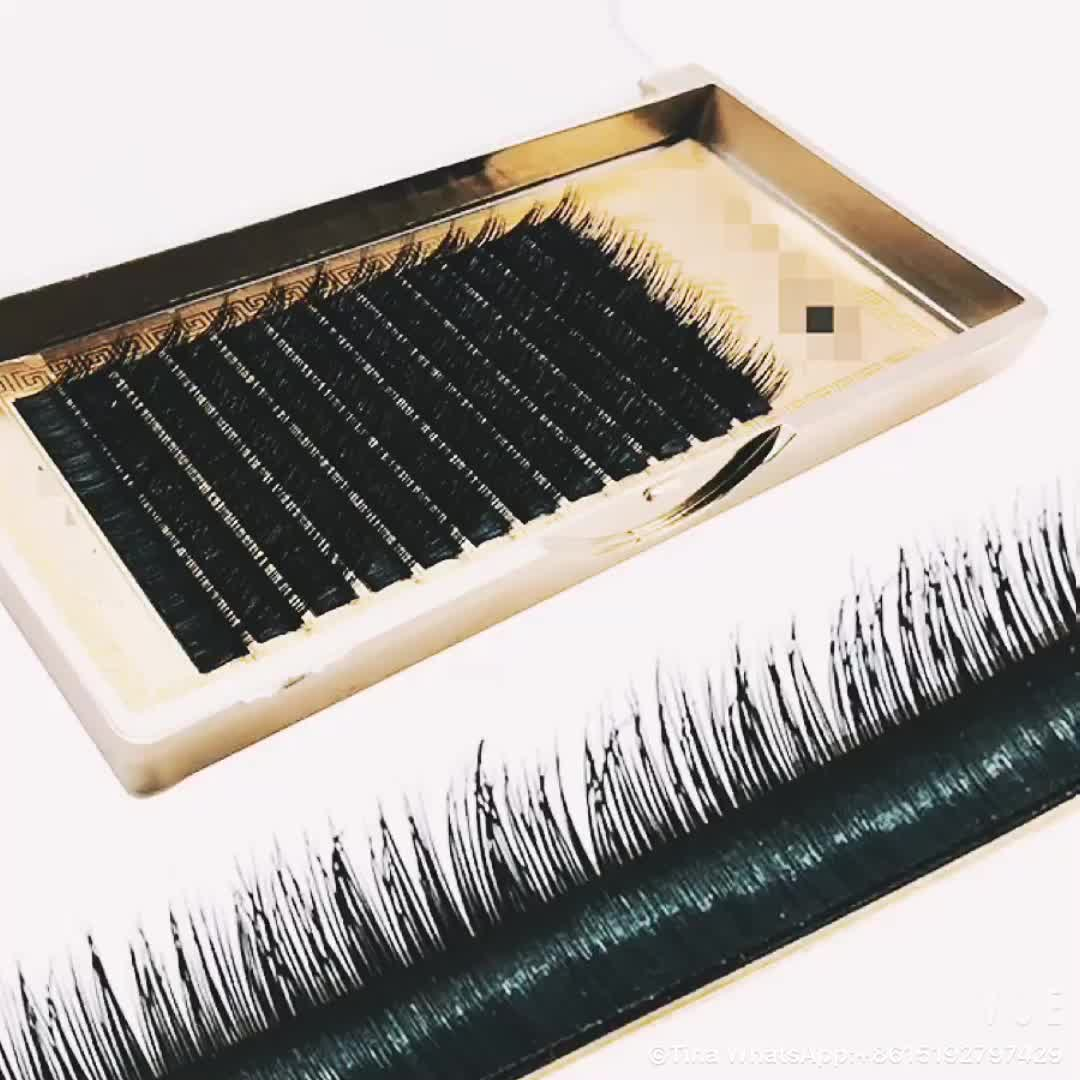 Oem Private Label Wholesale Bulk Prime Silk Mink Eyelash