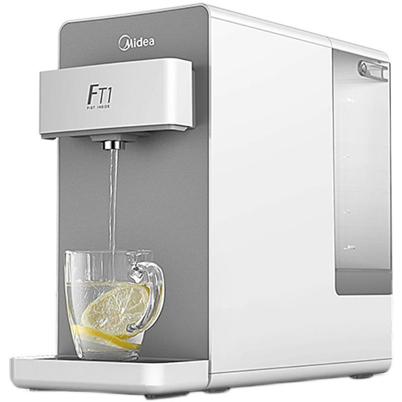 美的净水器家用直饮加热即热饮水机质量好不好