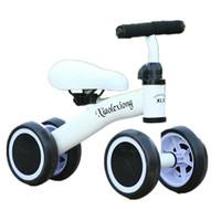 儿童平衡车无脚踏1-3岁宝宝2学步自行车子小孩玩具溜溜扭扭滑行车
