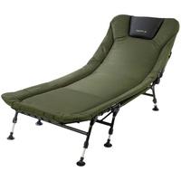 迪卡侬折叠床行军床户外躺椅午休单人大床椅露营床椅子OVF