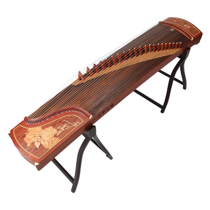 敦煌牌古筝7694RR佛云中山清水芙蓉敦煌考级演奏上海民族乐器一厂