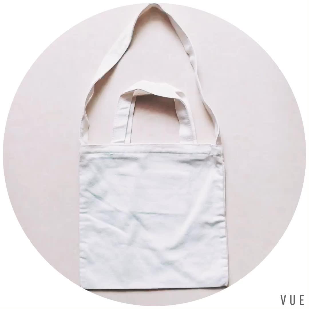 cheap wholesale cotton canvas drawstring beach bag