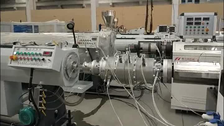 GRP/PPR/PEXT tuyau machine de découpe sans poussière