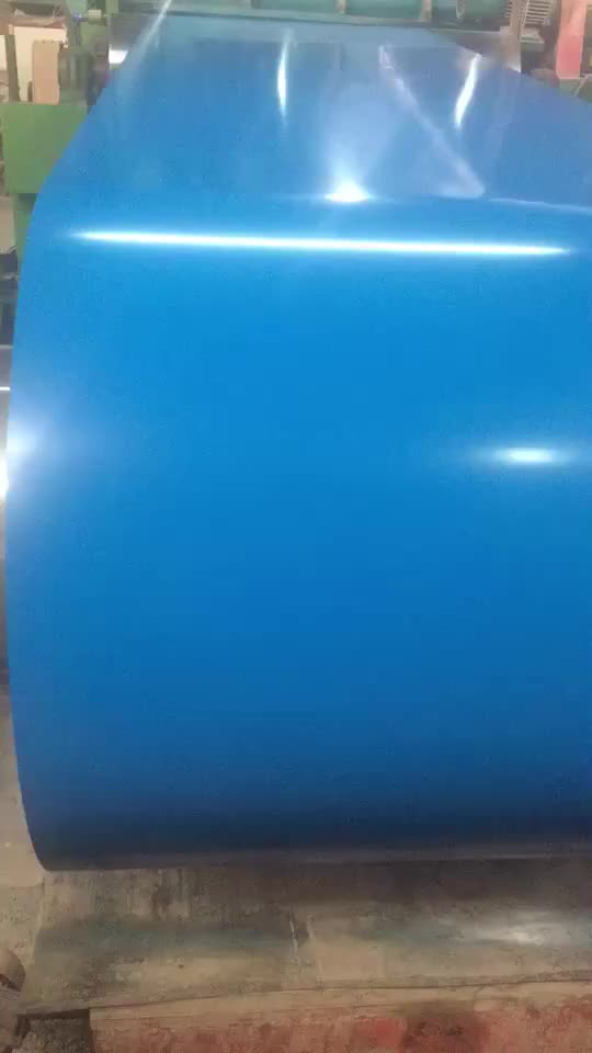 PPGI High Quality sheet metal roofing rolls Best Seller prepainted galvanized steel coil