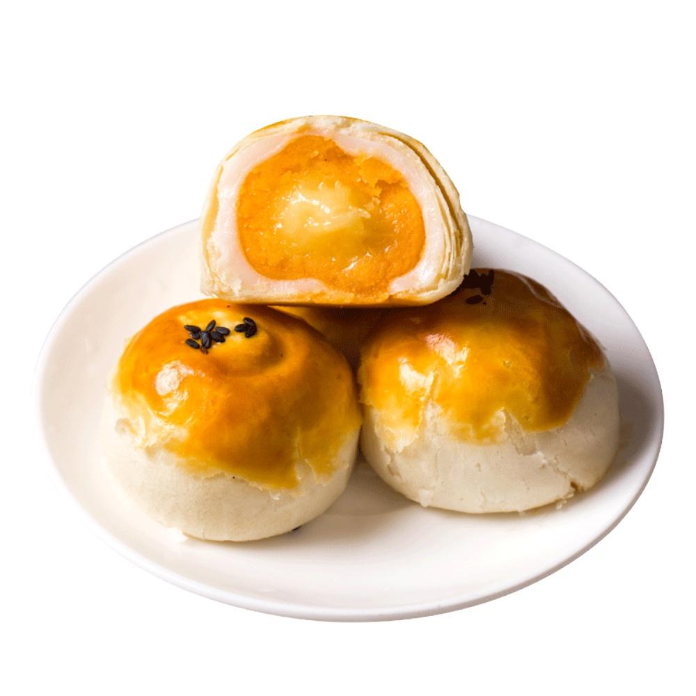 北月湾芝士乳酸酥网红乳酸菌蛋黄酥