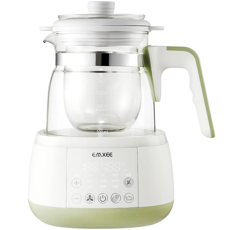 嫚熙恒温调奶器智能婴儿全自动水壶质量好不好