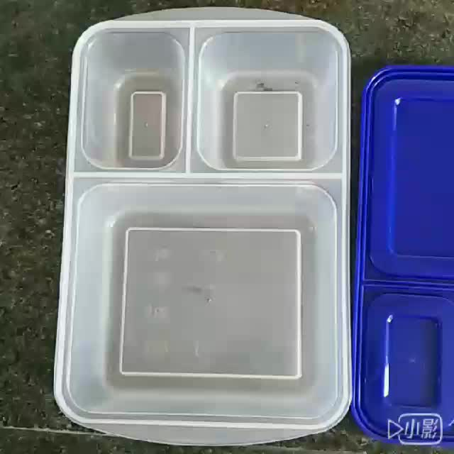 Premium Meal Prep Containers Plastic Leakproof Food Container Box