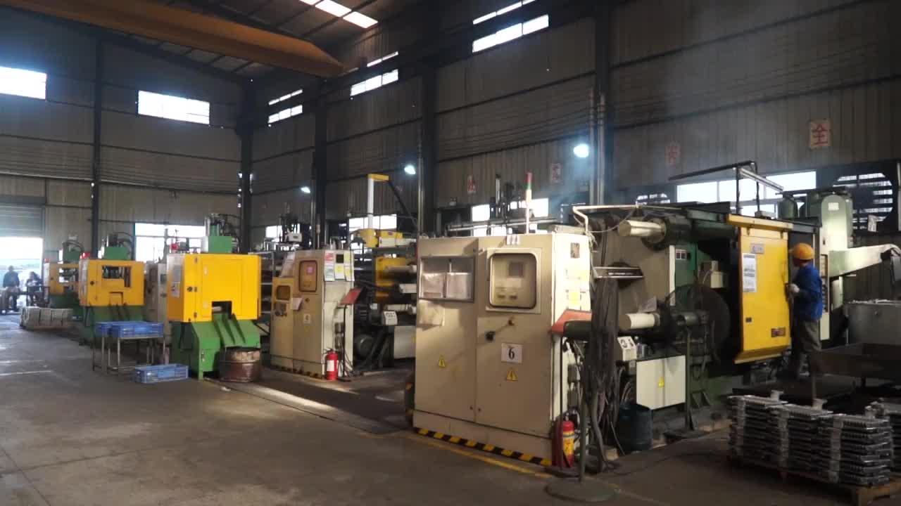 China fabricante fundición de aluminio CNC mecanizado de precisión coches de autopartes