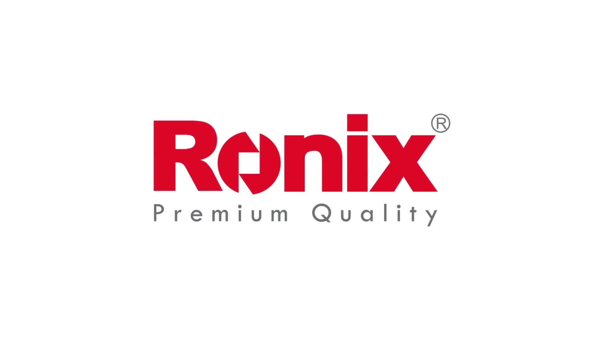 RONIX EL PENCERESİ RH-1601 OPTIMA RH-1602 SÜPER RH-1603 CROM