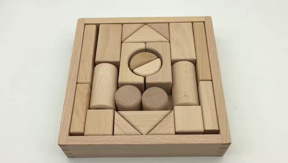 Use Your Imagination Creative Many Shapes Game Diy Wooden Blocks Toy Stunning Wooden Bricks Game