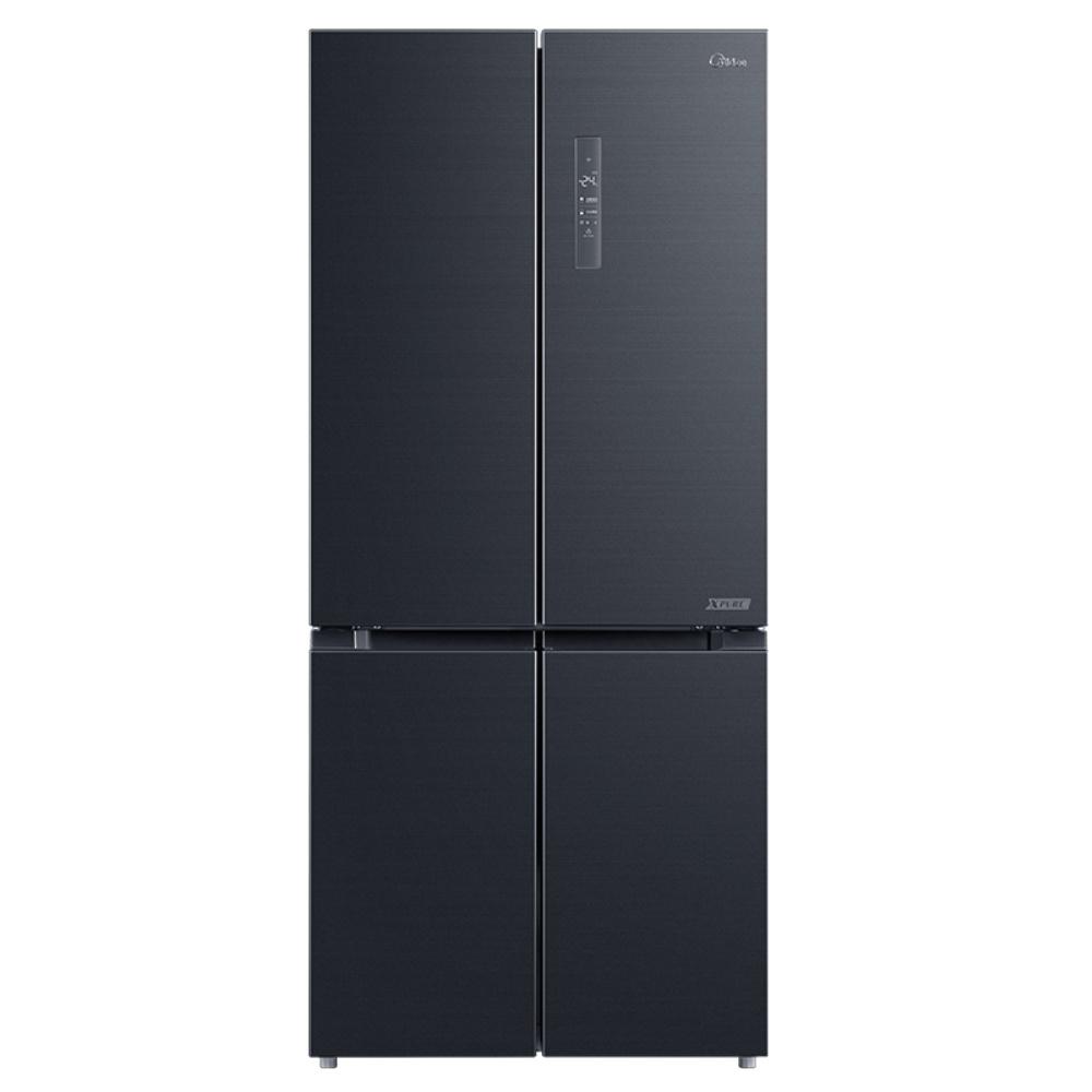 【潜艇级净化】美的507升十字双开对开四门智能家电用冰箱大容量