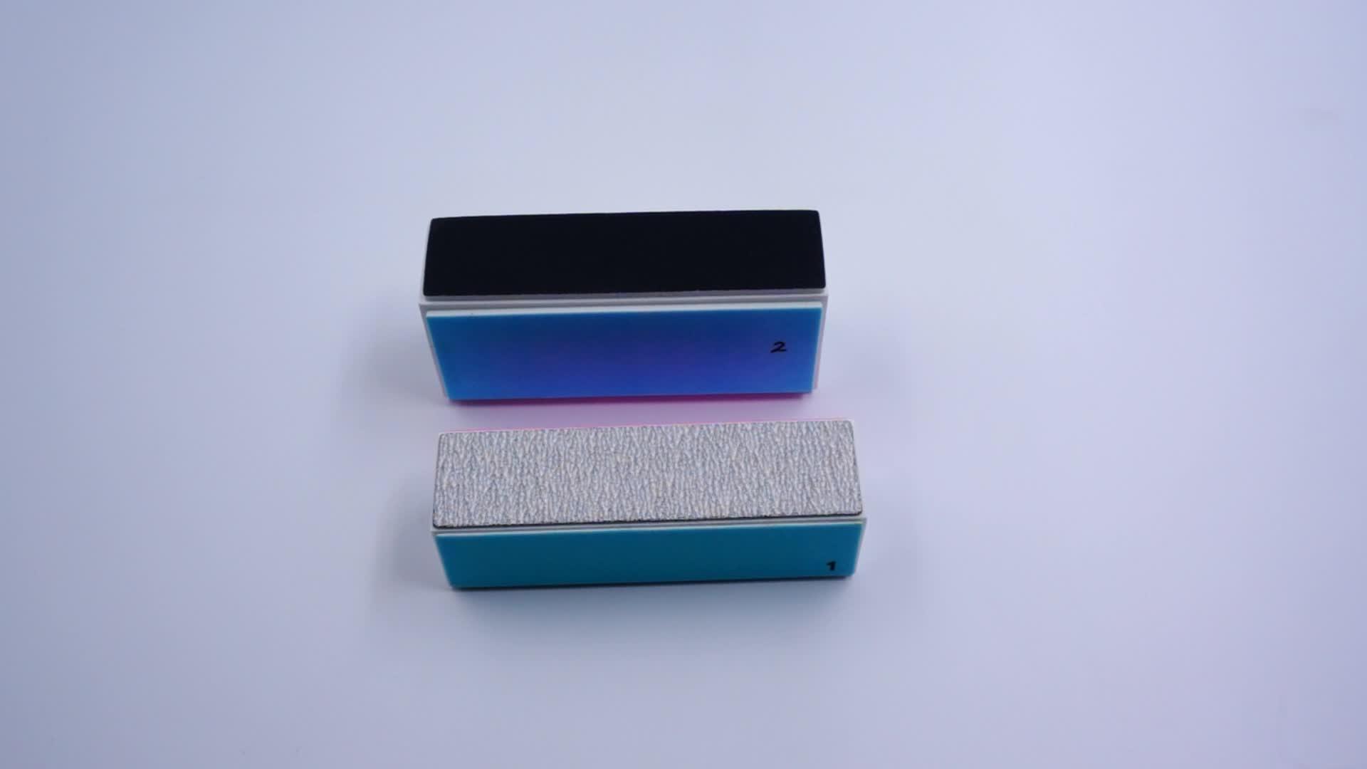 Top Quality Wholesale Polishing Nail Tools 4 Side Mini Sunshine Nail ...