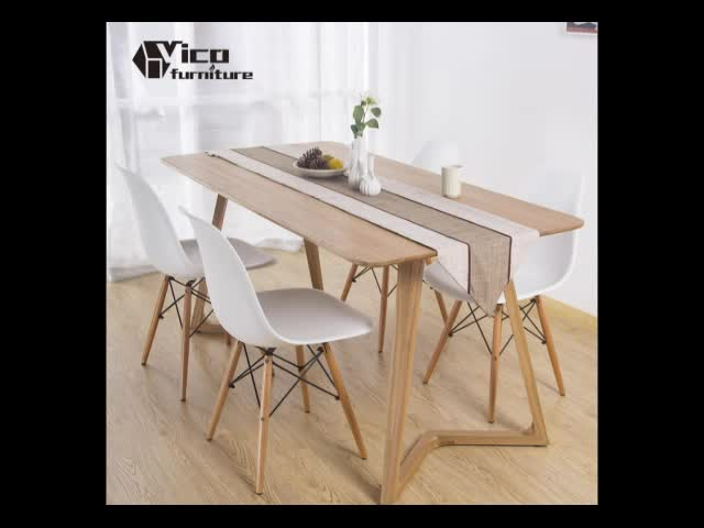 Price List Plastic Wood Living Room Furniture Restaurant Dining Table Chair Part 44